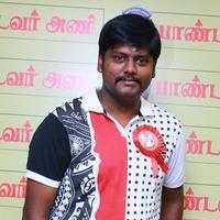 Ashwin Raja - Pandavar Ani Press Meet Photos