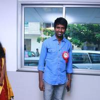 Soori  - Pandavar Ani Press Meet Photos