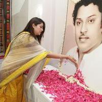 Sangeetha Krish - Lachiya Nadigar SSR Rajendran First Memorial Tribute Function Photos