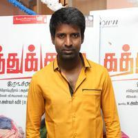 Soori  - Kathukutty Movie Success Meet Stills