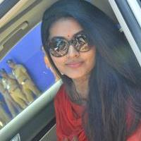 Sneha - Arya and Vadivelu Votes for Nadigar Sangam Elections 2015 Photos