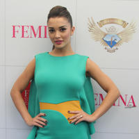 Amy Jackson - Amy Jackson at Femina Shopping Fest 2015 Photos | 1114897