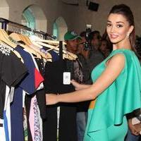 Amy Jackson - Amy Jackson at Femina Shopping Fest 2015 Photos | 1114900