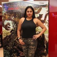 Namitha - Celebrities at the Jungle Book Movie Premiere Show Stills