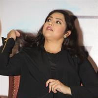 Meena Durairaj - Theri Movie Press Meet Stills