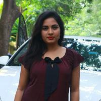 Srushti Dange - Dharma Durai Movie Press Meet Photos
