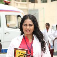 Srushti Dange - Pottu Movie Latest Gallery