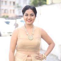 Srushti Dange - Dharma Durai Movie Audio Launch Photos