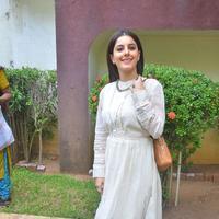 Isha Talwar - Meendum Oru Kadhal Kadhai Movie Press Meet Stills   Picture 1373316