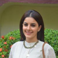 Isha Talwar - Meendum Oru Kadhal Kadhai Movie Press Meet Stills   Picture 1373321