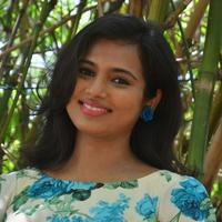 Ramya Pandian - Joker Movie Press Meet Stills