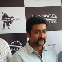 Suriya - Chennai Singapore Movie Audio Drive Launch Stills 07:24 am, 12 Aug 2016