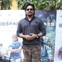 Madhavan - Irudhi Suttru Movie Thanks Media Meet Stills