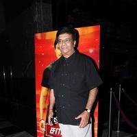 Y. G. Mahendran - Saahasam Movie Preview Show Stills