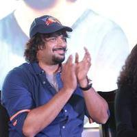 Madhavan - Irudhi Suttru Movie Promotion at Ethiraj College Photos