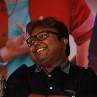 D. Imman - Pokkiri Raja Movie Single Track Launch Stills