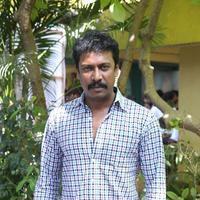Samuthirakani - Kabali Thottam Movie Pooja Stills