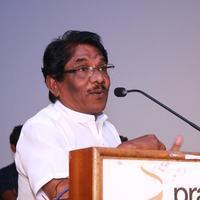 P. Bharathiraja - Visaranai Movie Discussion Event Stills