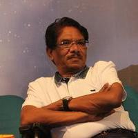 P. Bharathiraja - Yenru Thaniyum Movie Audio Launch Stills
