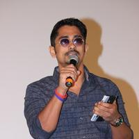 Siddharth - Irudhi Suttru Movie Audio Launch Stills
