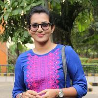 Parvati Nair - Bangalore Naatkal Movie Press Meet Stills