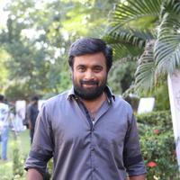 M Sasikumar - Tharai Thappattai Movie Team Interview Stills
