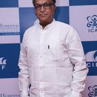 Nassar - 13th Chennai International Film Festival Closing Ceremony Stills