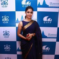 Nayanthara - 13th Chennai International Film Festival Closing Ceremony Stills | Picture 1205120