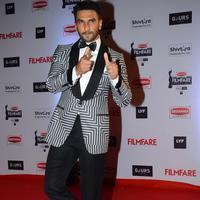 Ranveer Singh - 61st Britannia Filmfare Awards 2015 Photos