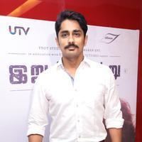 Siddharth - Celebs at Irudhi Suttru Movie Premiere Show Stills