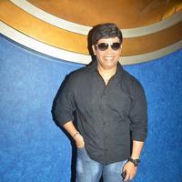 Anandaraj - Anandaraj Arranges Dhilluku Dhuddu Movie Special Show For Childrens