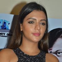 Ruhi Singh - Bongu Movie Press Meet Stills