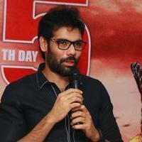 Sibiraj - Jackson Durai Movie Success Meet Photos