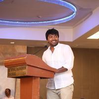 Kalaiyarasan - Kabali Movie Success Meet Photos