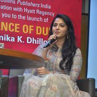 Anushka Shetty - The Dance Of Durga Book Launch Event Photos | Picture 1338267
