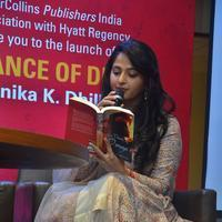 Anushka Shetty - The Dance Of Durga Book Launch Event Photos | Picture 1338271