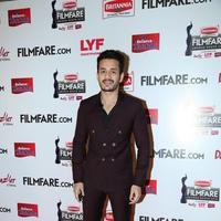 Akhil Akkineni - 63rd Filmfare Awards Event Stills