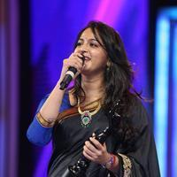 Anushka Shetty - 63rd Filmfare Awards Event Stills