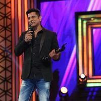 Vikram - 63rd Filmfare Awards Event Stills