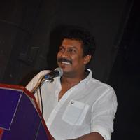 Samuthirakani - Sandi Kuthirai Movie Audio Launch Stills