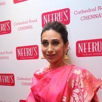 Karisma Kapoor - Karisma Kapoor at Neerus Store Launch in Chennai Stills