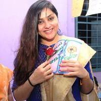 Namitha - Namitha Birthday Celebrations Photos