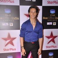Tiger Shroff - Celebs at Star Plus Box Office Awards