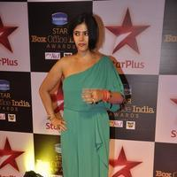 Ekta Kapoor - Celebs at Star Plus Box Office Awards