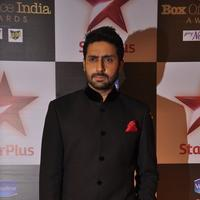 Abhishek Bachchan - Celebs at Star Plus Box Office Awards