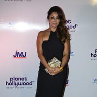 Gauhar Khan - Gauri Khan and Sachin Joshi at Planet Hollywood launch announcement Stills | Picture 845405