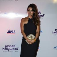 Gauhar Khan - Gauri Khan and Sachin Joshi at Planet Hollywood launch announcement Stills | Picture 845406