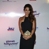 Gauhar Khan - Gauri Khan and Sachin Joshi at Planet Hollywood launch announcement Stills | Picture 845409