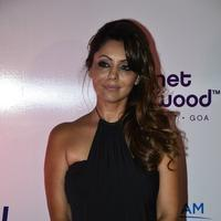 Gauhar Khan - Gauri Khan and Sachin Joshi at Planet Hollywood launch announcement Stills | Picture 845410