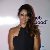 Gauhar Khan - Gauri Khan and Sachin Joshi at Planet Hollywood launch announcement Stills | Picture 845411